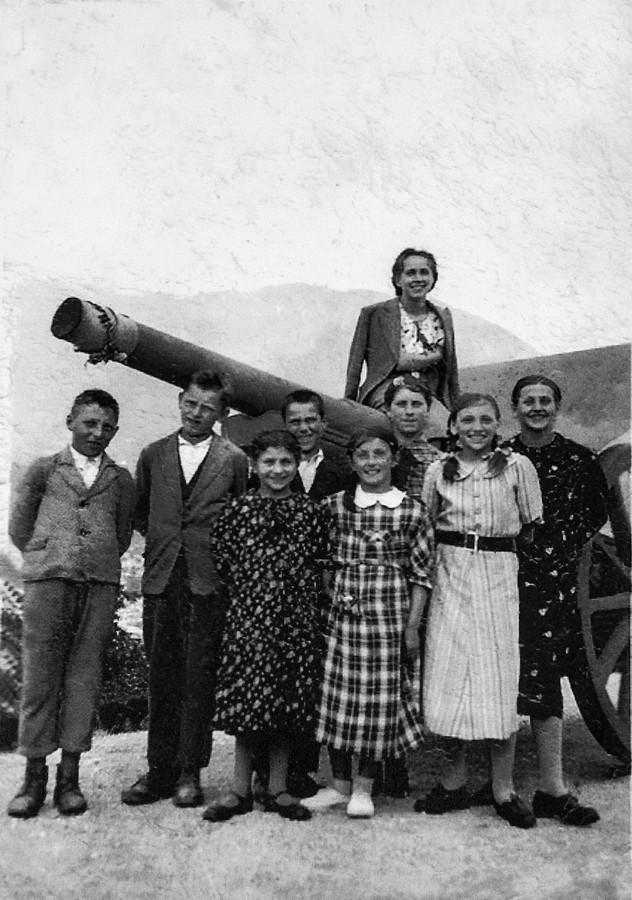 Classe 1942 - Maestra Zita
