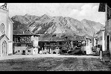 Fiavé inizio 1900